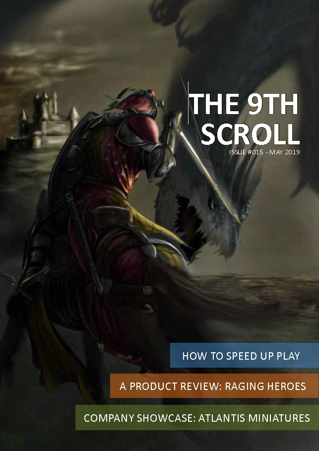 The Ninth Scroll N°15