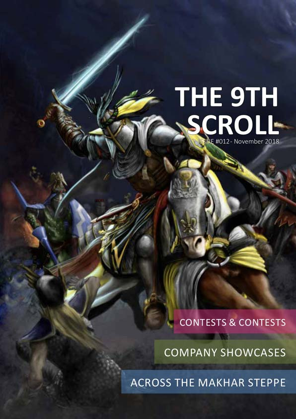 The Ninth Scroll N°12