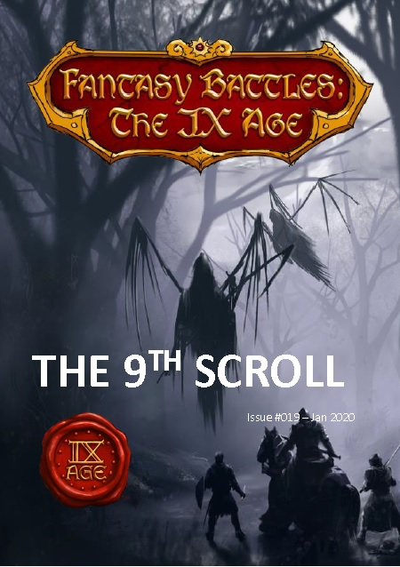 Le Ninth Scroll N°19