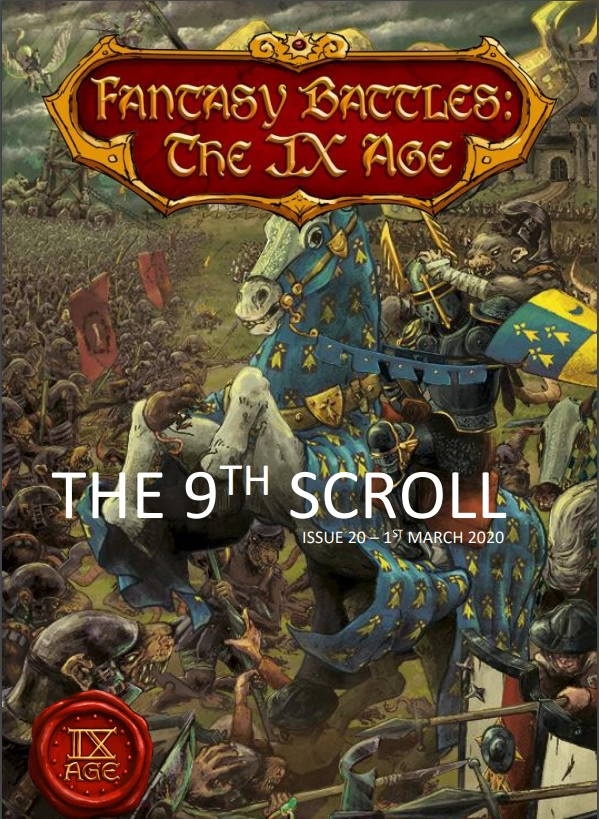 The Ninth Scroll N°20