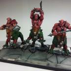 Axel Vicious' Dragon Centaurs
