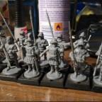 Heavy Infantry (hellenic/roman theme)