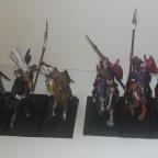 Dark Raiders #1 and #2