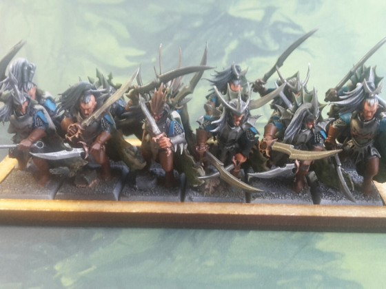 Corsairs front