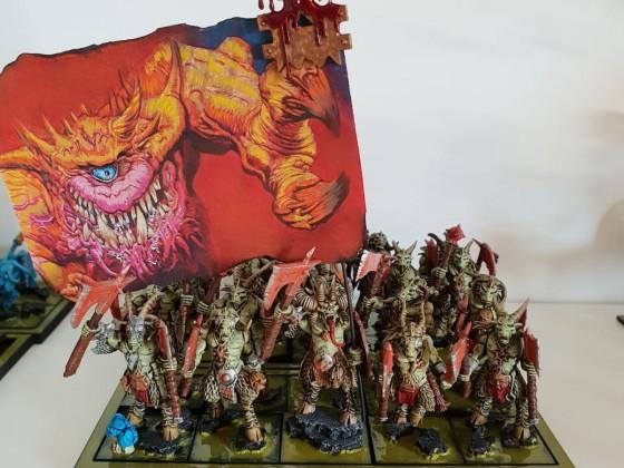 Wrath bsb + slaughterers