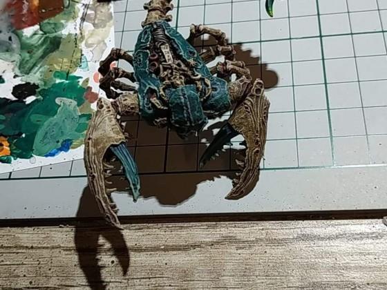 Sand Scorpion