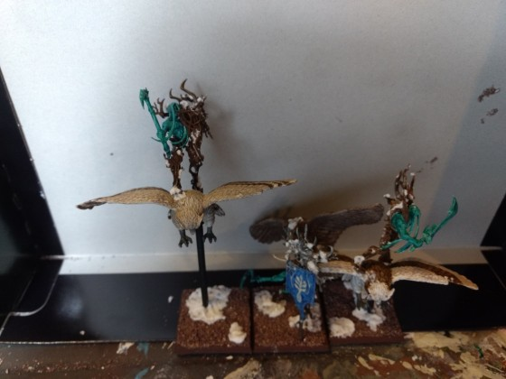 WIP Winter Kestrels