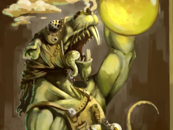Skaven Alchemist