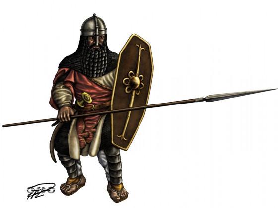 Kegiz Gavem Dwarf II by Paulus Indomitus
