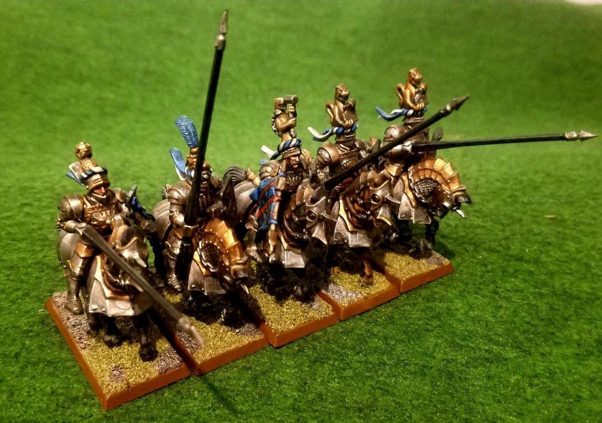 Quickstarter EOS - Electoral Cavalry