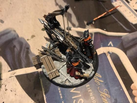 MrMossevig's Painting League 2019 - Dread Reaper 2