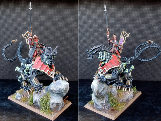 VC - Monstrous Revenant / Court of the Damned