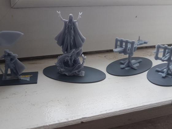 My KoE 3D Prints