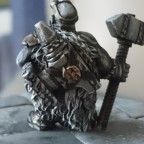 Scibor minis blacksmith as Anvil of Power