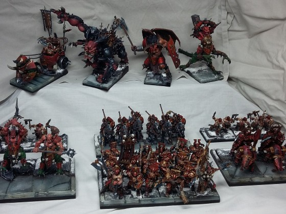 My Wrath Army for Midlands GT