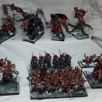My Wrath Army for Midlands GT