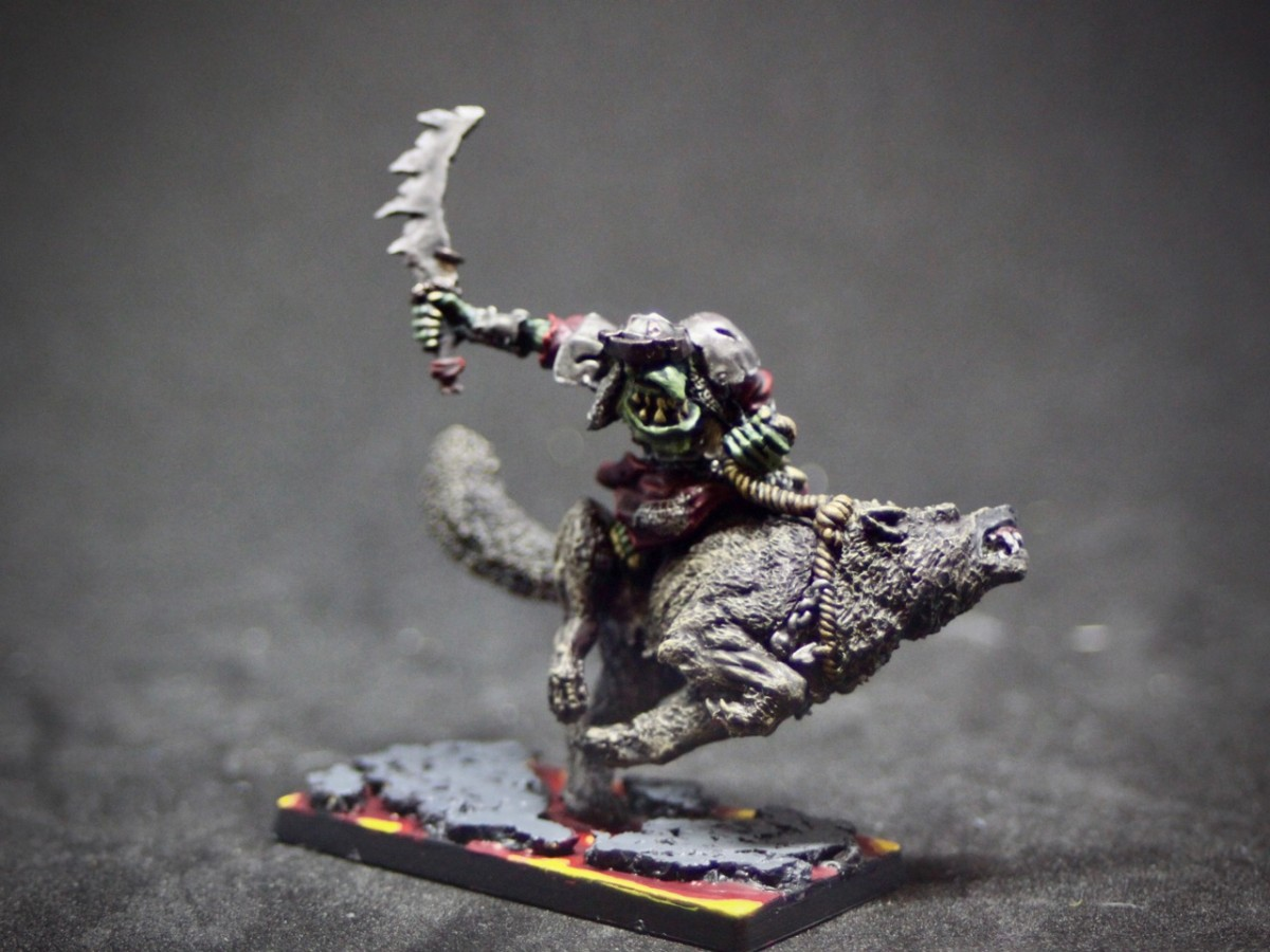 Hobgoblin Chieftain