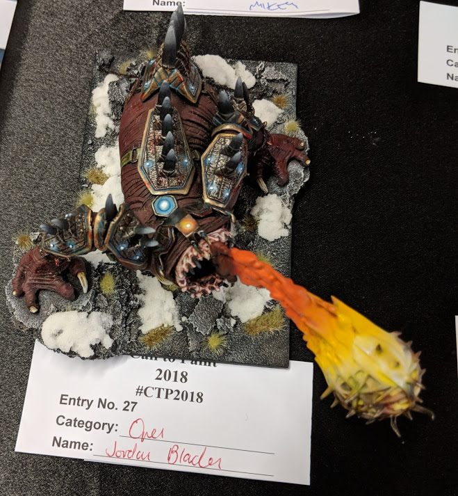 Call to Paint open Models