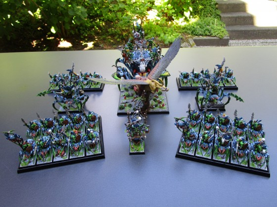 Goblin spider tribe