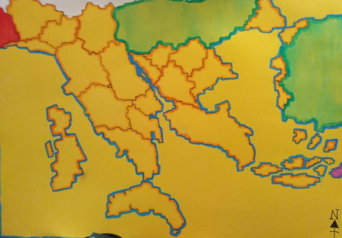 WIP IRONCROWN MAP