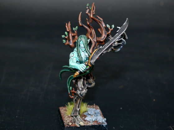 Sylvan Elves (SE) - Chieftain