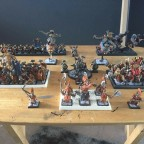 Dwarven Holds - 2500 points, my list