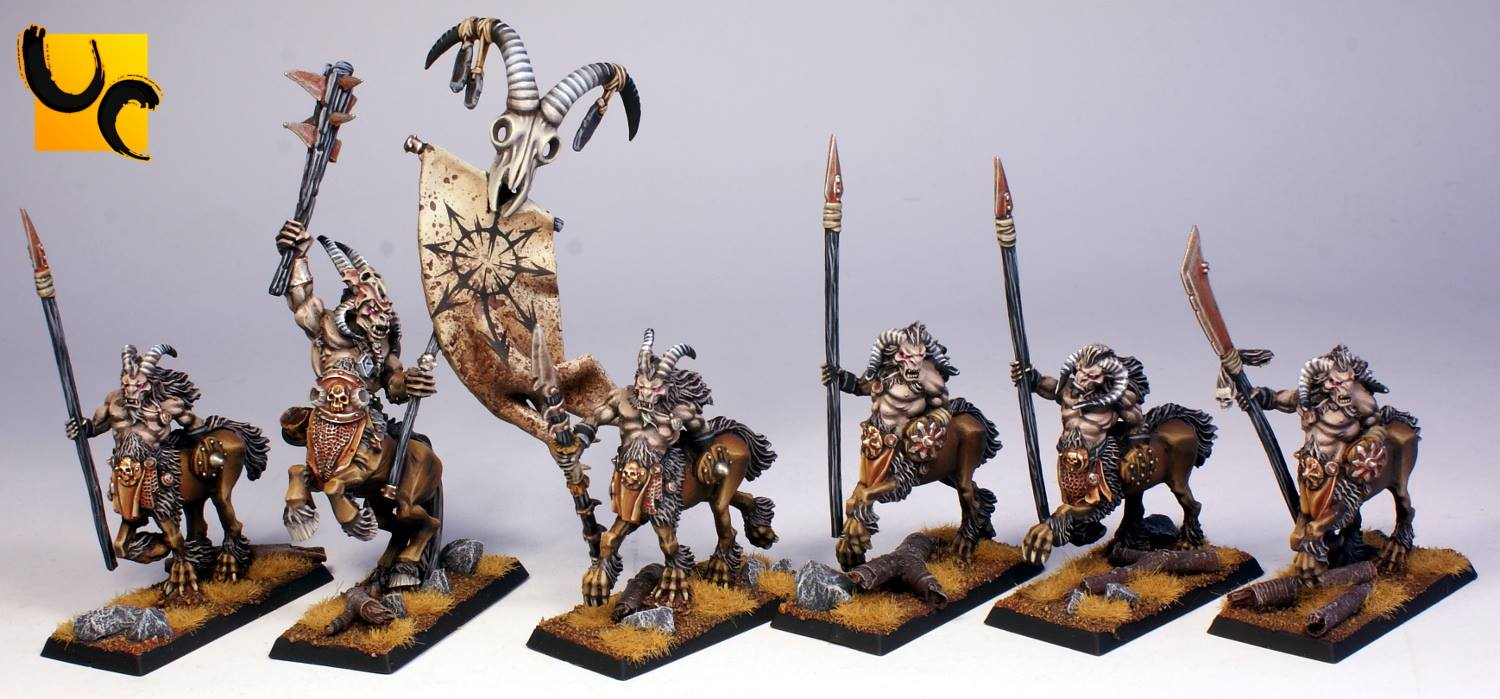 Centaur Chieftain BSB and Centaurs