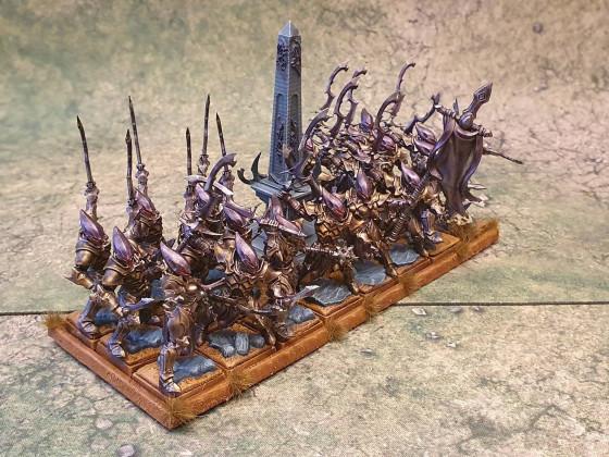 Dread Elves Judicators