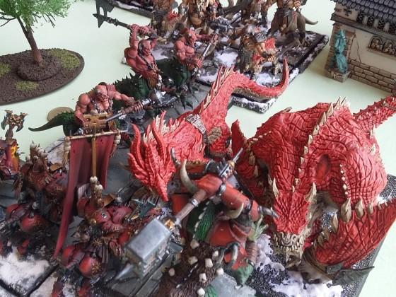 Sheffield Slaughter 2017 Warriors v Infernal Dwarves