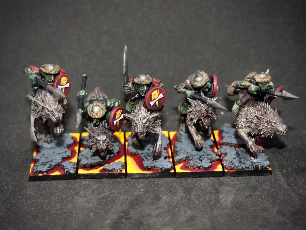 Hobgoblin Wolf Riders