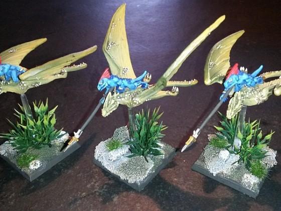 Old Terradons - sky-riders