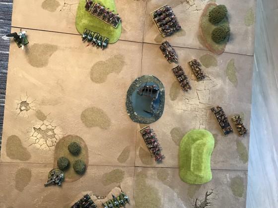 Battle Pictures - EoS vs KoE