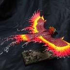 fire phoenix by Grand frère