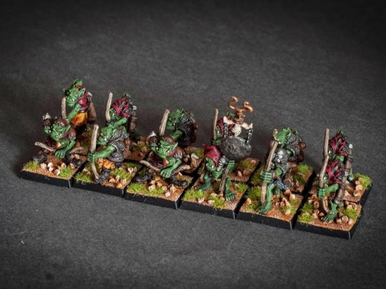 Oldschool Orcs with bows