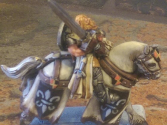 Questing knight