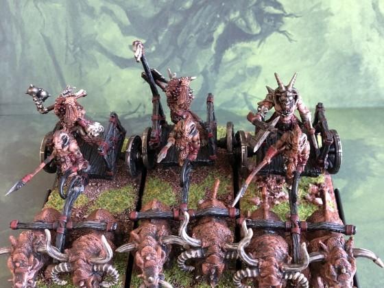 Raiing Chariots