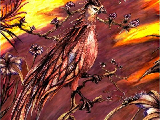 Bird by Nathan Johnson