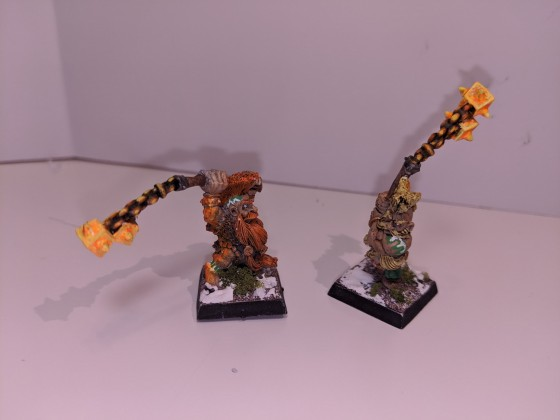 Dwarven Vengeance Seekers