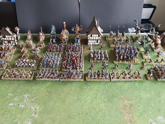 Empire of Sonnstahl Army