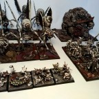 Armée Démons Nurgle finie (1)