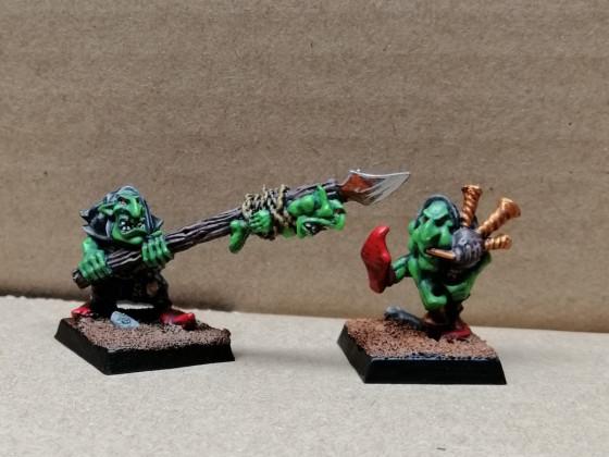 Cave Goblins - Gnasher Herders