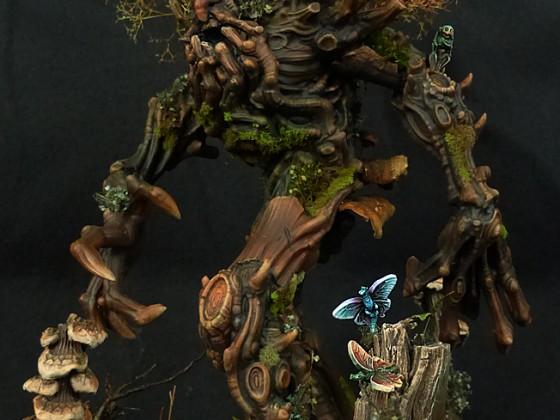 "The Treeman ""Old Forest Grump"""
