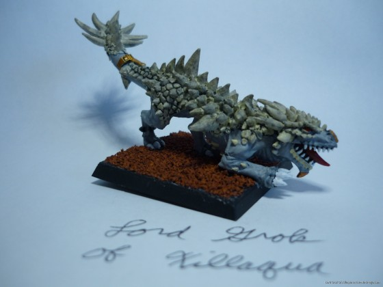 Spike Lizard