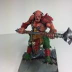 Axel Vicious' Dragon Centaur