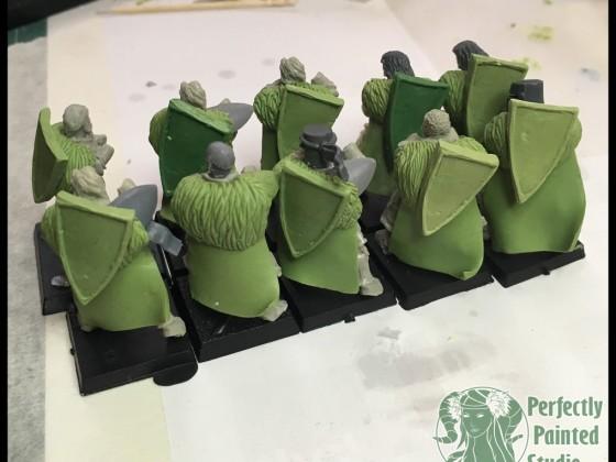 Conversion on Forlon knights
