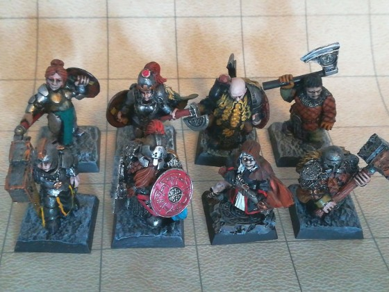 Infernal Warriors front