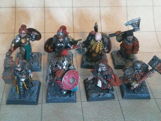Infernal Warriors front