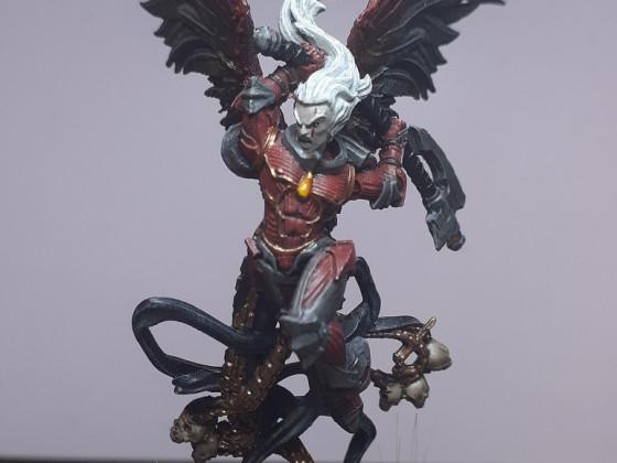 Harpy Duke/Paladin (KoE) (on Pegasus)