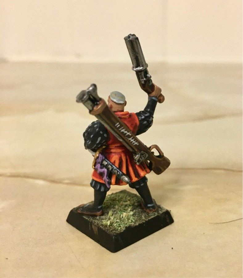 Imperial Artillery Officer
