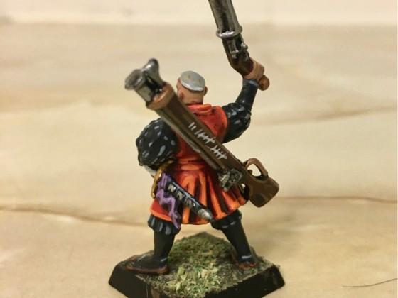 Imperial Artillery Officer